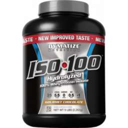 Dymatize ISO 100 Hydrolyzed in Pakistan