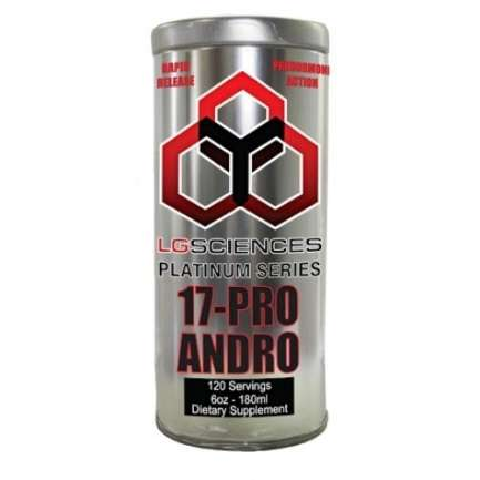 LG Sciences 17-Pro Andro 180ml in Pakistan