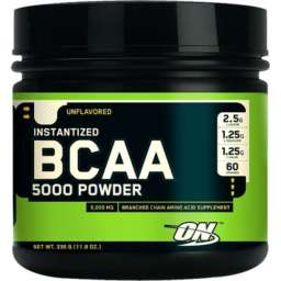 Optimum Nutrition BCAA 5000 Powder 30 Servings in Pakistan