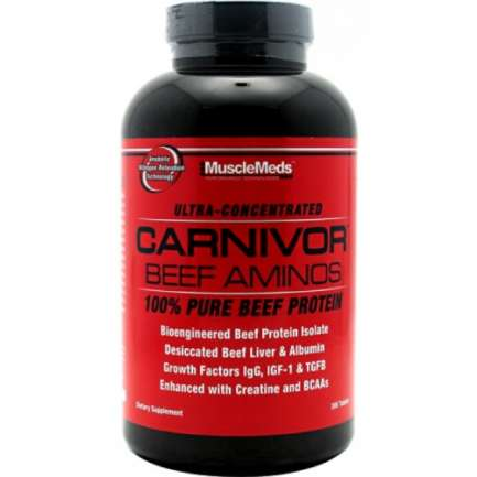 Carnivor Beef Amino 300 Tablets in Pakistan