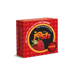 Josh Strawberry  flavored condoms