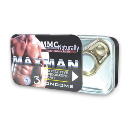 Maxman  delay / prolonged effect condoms