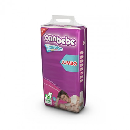 CANBEBE JUMBO PACK MAXI PLUS (54PCS)