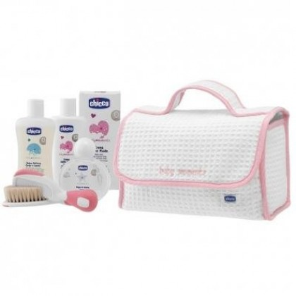 Chicco BABY MOMENTS BEAUTY HANDLE PINK
