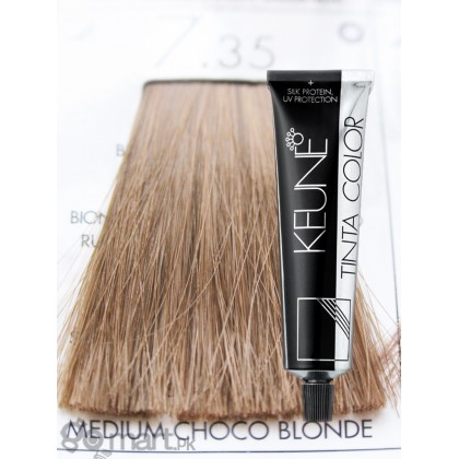 Keune Tinta Color Medium Choco Blonde 7.35
