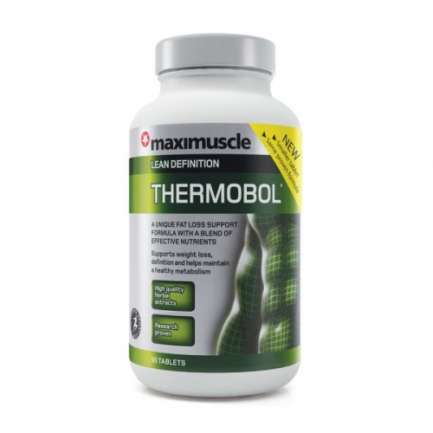 Maximuscle Thermobol 90 Capsules in Pakistan