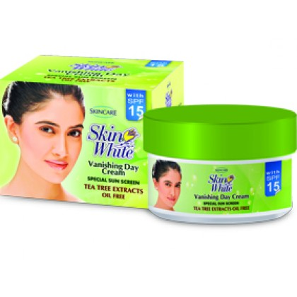 Skin White - Vanishing Day Cream (85G)