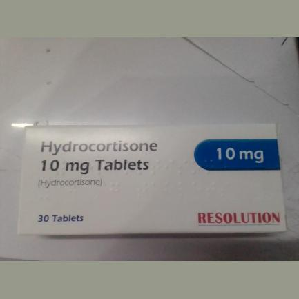 Hydrocortisone Roussel 10 mg
