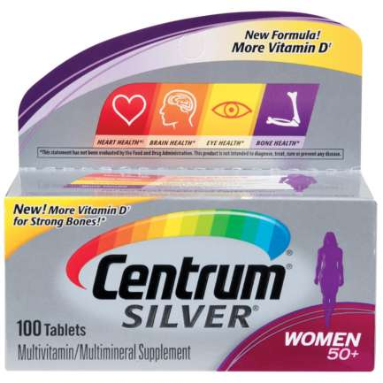 centrum silver women 50 plus price in Pakistan