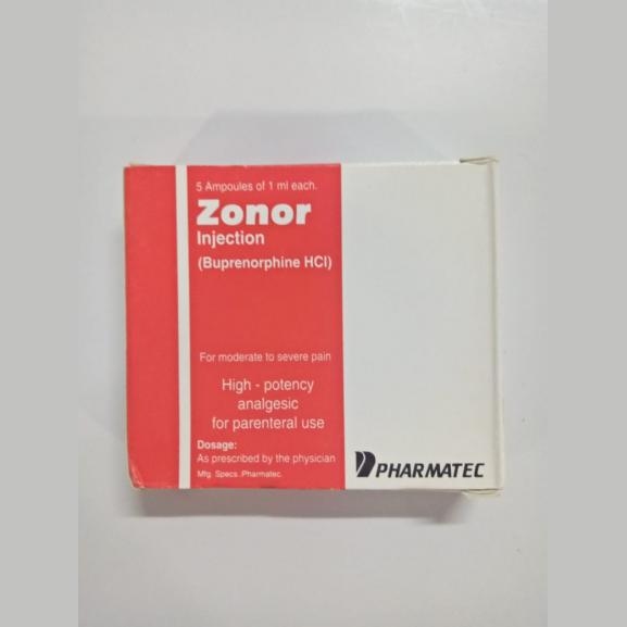 Medicalstore.com.pk-Zonor Injection