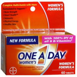 ONE A DAY 60 TABLET WOMEN (IMP)