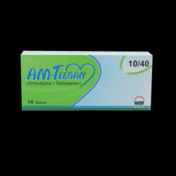 Am-Telsan Tab 10mg 40mg 14s