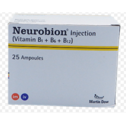 Neurobion Injection 25 Ampx3 mL