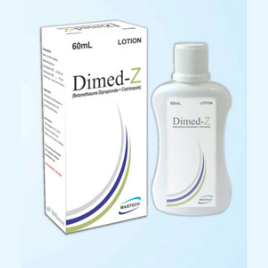 Dimed-z Lotion 0.05/1 % 60 mL