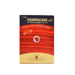 Heamocare Plus tablet 14's