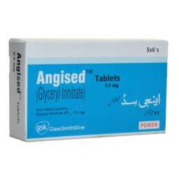 Medicalstore.com.pk- Angised 5x6's Tablets 0.5mg