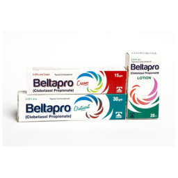 Medicalstore.com.pk-Beltapro,LOTION 20mg,Cream 15gm,Ointment 30gm