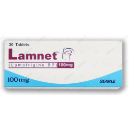 Lamnet tablet 100 mg 30's
