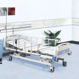 AUTOMATIC super low electric bed