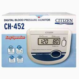 Citizen Digital Blood Pressure Monitors CH 452