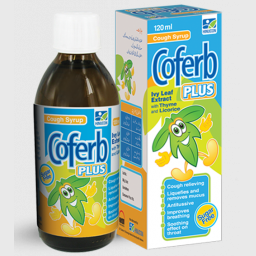 Coferb Plus Syp 120ml
