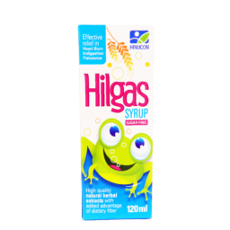 Hilgas Syp 120ml