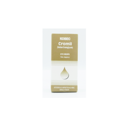 Cromil Eye Drops 4% 10ml