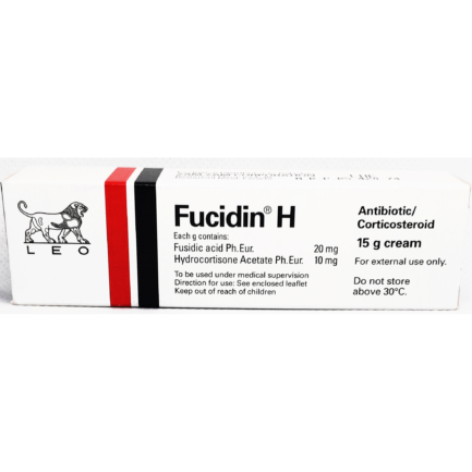 Fucidin H Cream 15gm