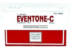 Eventone C Tab 500mg 10s