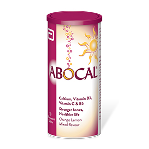 AboCal Effervescent Tab 10s