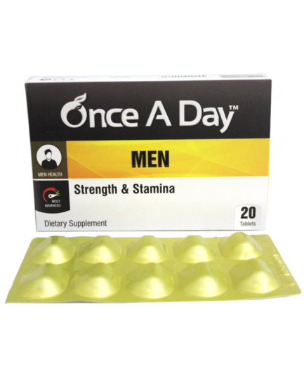 Once A Day Men Tab 20s