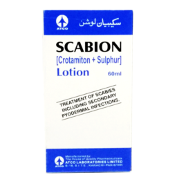 Scabion Lotion 60ml