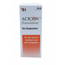 Acicon Dry Susp 10mg/5ml 60ml