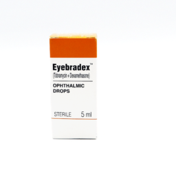 Eyebradex Ophthalmic Drops 5ml