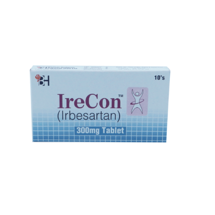 Irecon Tab 300mg 10s