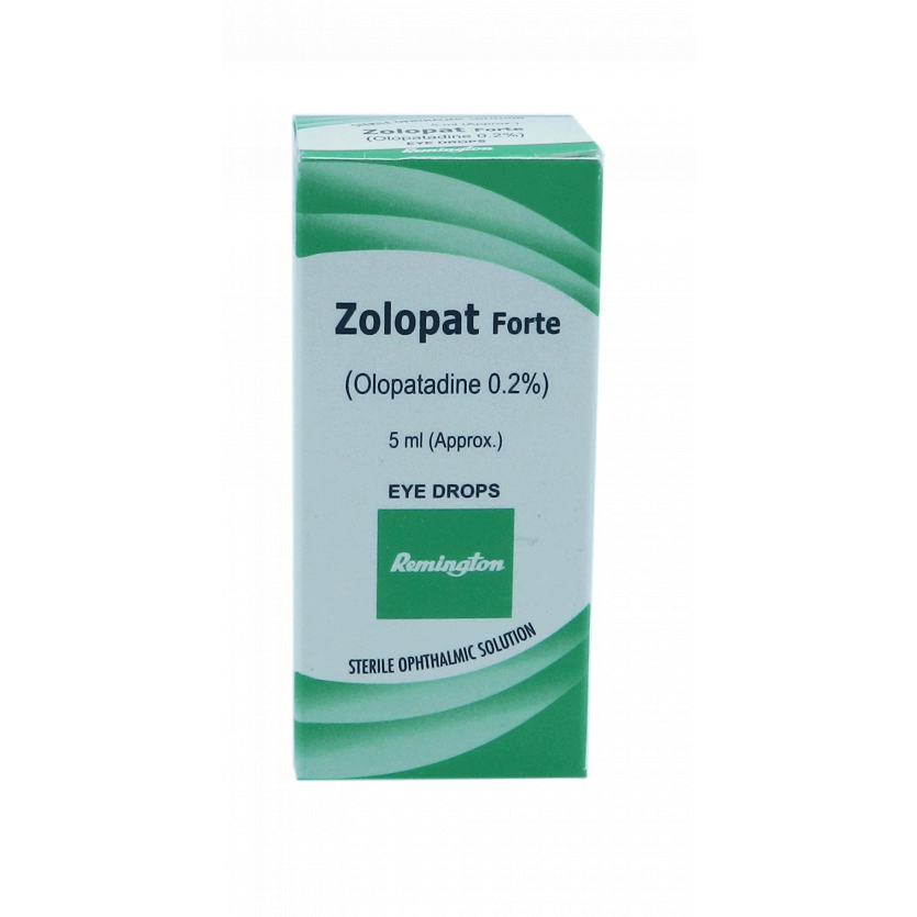Zolopat Fort Eye Drops 0.2% 5ml