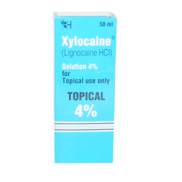 Xylocaine Topical Sol 4% 50ml