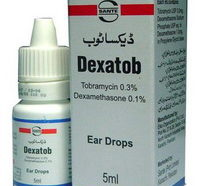Dexatob Ear Drops 5ml