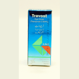 Travost Eye Drops 0.004% 2.5ml