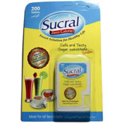 Sucral Tab 200s
