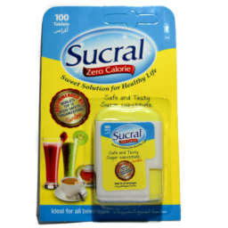 Sucral Tab100s