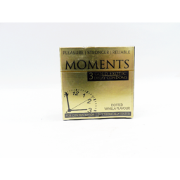 Moments Gold Delay Condom 3s