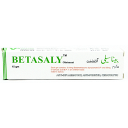 Betasaly Oint 15g