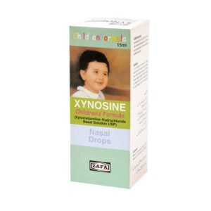 Xynosine Nasal Drops 0.05% CHILDRENS FORMULA 15ml