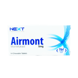 Airmont Tab 5Mg 14s