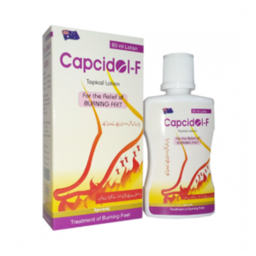 CAPCIDOL PLUS LOTION 50ML