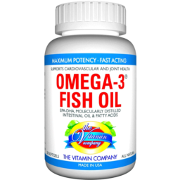 Omega 3 Fish Oil Caps 20s