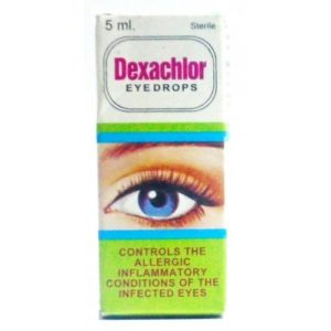 Dexachlor Eye Drops 5ml