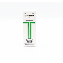 Ethiflox Eye Drops 5ml