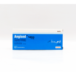 Angised tablet 0.5 mg 60's